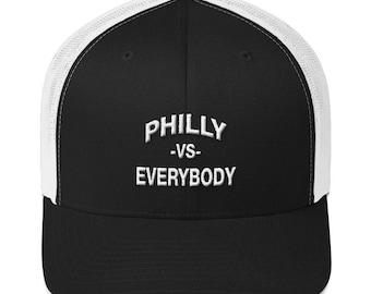Philly vs. Everybody Trucker Cap