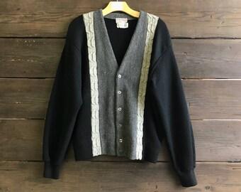 Vintage 50s/60s Wool Cardigan