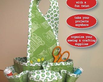 Eva Sewing Basket Pattern