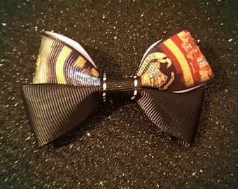Harry Potter Hair Bow Clip