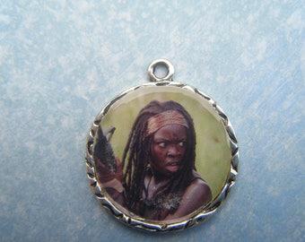 Walking Dead: Michonne Pendant