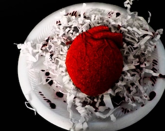 Blood Bath Bath Bomb