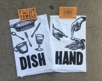 Hand and Dish Towels