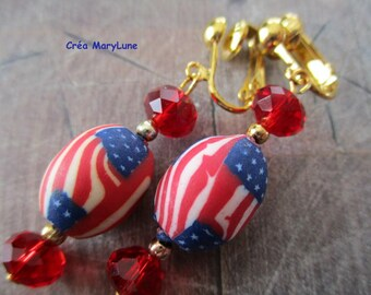 Earrings clips for non pierced America