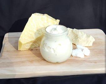 Natural Vegan Handmade Body Lotion Whipped Body Butter 200g