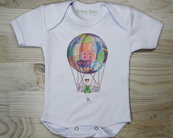 Baby Body Balloon, Baby Suit Air Balloon, T-shirt for Kids, Baby Body Toys, Baby Body, for Babies, Toddler, Gift for Babies, Air Balloon