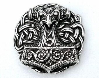 Viking-Buckle Mjölnir - [09 Buck 4 MJ:]