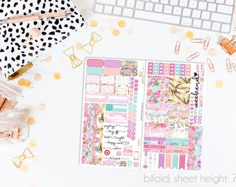 Butterfly TN STANDARD Weekly Kit // 120+ Matte Planner Stickers // Perfect for your Standard Size Traveler's Notebook // TNS0770