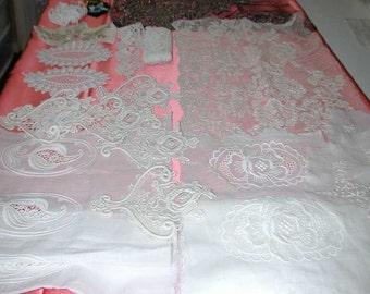 No. 100 Vintage Miscellaneous Cotton Laces (LOT 3)
