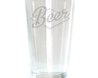 Pub Glass - 16oz - 6171 Beer