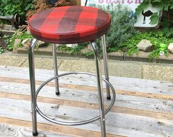 Retro chairs, Original upholstery!