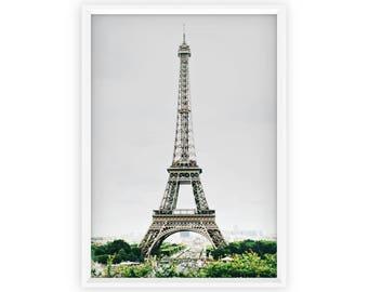 Eiffel Tower, Art Print, Romantic Wall Art,Eiffel Tower Print, Digital Download, Paris Extra Large Wall Art, Paris Illustrations, Cafe Decor
