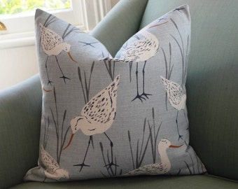 Seabirds Cushion Pillow Covers 20 inch
