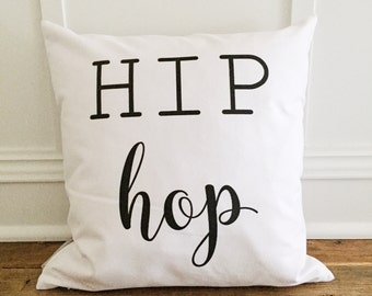 Hip Hop Pillow Cover