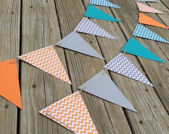 Create Your Own Pennant Garland | Pennant Banner | Pennant Garland | Customize Pennants | Personalize Pennants | Photo Prop | Birthday