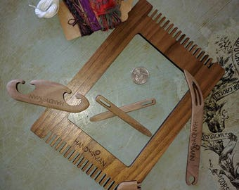 Little Loom on the Go (Solid Wood)