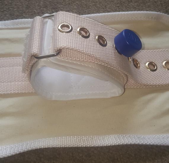Shoulder Restraint Adult Baby like Segufix, Fixx Salvafix Magnetic Lock Bondage