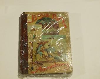 Boys Book Adventure copyright (1891)