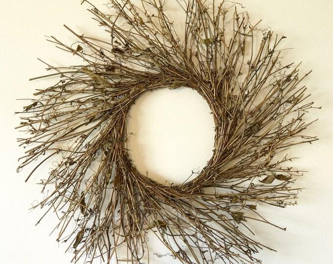 Sun Twig Wreath