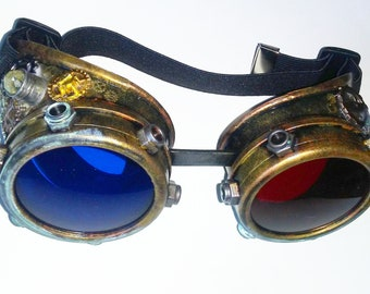 Traveler from the 3rd Dimension 3D goggles