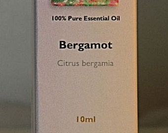 Bergamot 100% Essential Oil