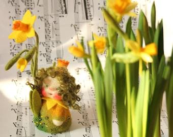 Daffodil Daffodil flower child