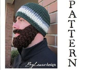 PATTERN--Ultimate Bearded Beanie