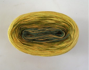 AVOCADO MEDLEY II -- mega -- Sport Weight -- Color Changing Cotton yarn (180 gr/575 yards)