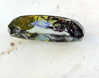 Forest Moss Bangle