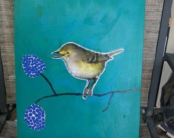 Deja Blue bird