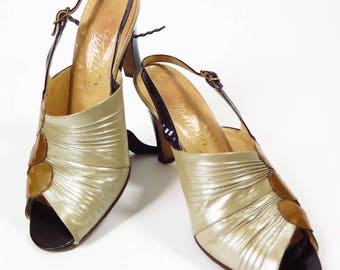 1960s Renata Shoes