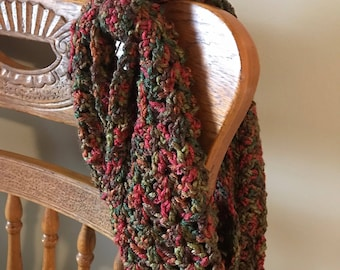 Multicolored Cowl