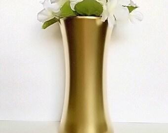 Set Of 4 Wedding Centerpiece, Baptism Centerpieces,Bridal Centerpieces,Flower Vases,Gold Centerpiece, Gold Vases, Gold Wedding Centerpieces.