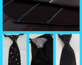 Chrystal Neck Ties