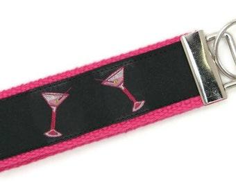 Martini Key Fob