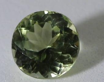 Yellow Kunzite or Spodumene 5.85ct