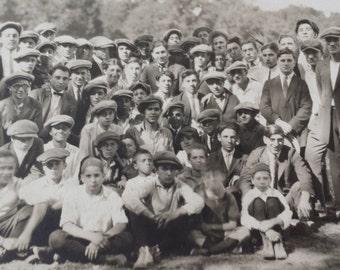 Vintage Class Picture 1924