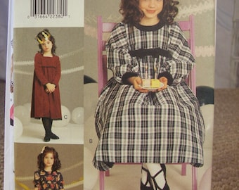 Vogue For Me 9348 5-6-6x Uncut Girl's Sewing Patterns