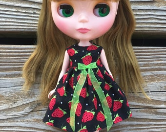 Strawberry Blythe Dress