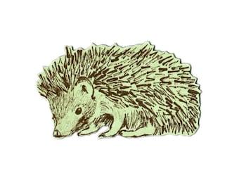 Hedgehog Sideways Magnet