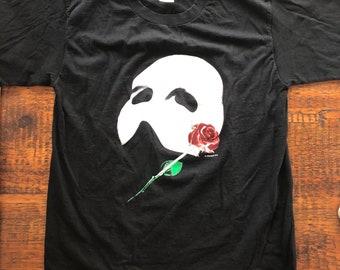 Vintage 'phantom of the opera' tshirt