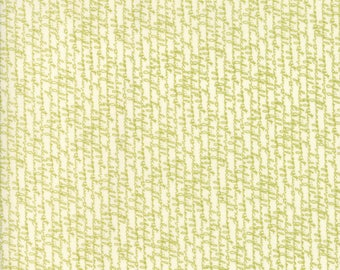 Authentic Etc (5671 13) Cream Green Alphabet by Sweetwater