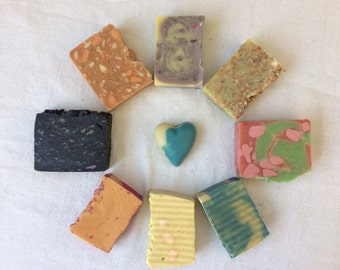 Choose your own Adventure Soap. Custom Soap. Personalised Large Bars