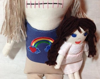 Sophia - Inspired by TWD - Creepy n Cute Zombie Doll (D)