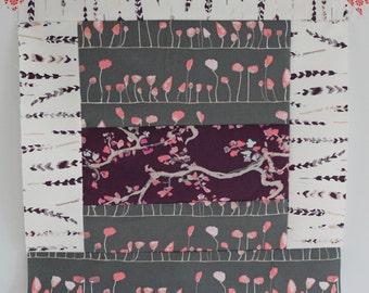 Easy Peasy Wonderland Top Hat block pattern by Nellie's Niceties