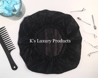 Black Onyx Bonnet