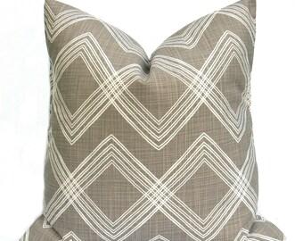 Pillow Covers, Tan Pillow, Taupe Pillow, Decorative Pillows, Throw Pillow Covers, Accent pillows, toss Pillow, Pillows ,Cushion Covers