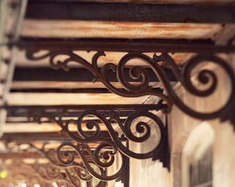 savannah georgia photography, architectural details, cityscape, building photography, brown wall art, abstract decor