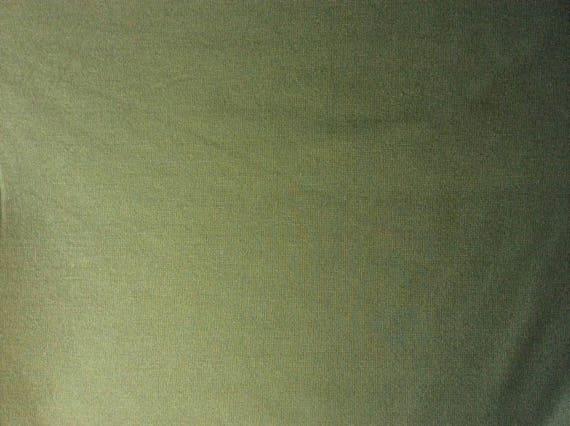 Thick jersey, pistachio