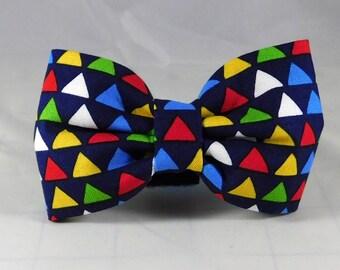 Dog Flower, Dog Bow Tie, Cat Flower, Cat Bow Tie - Little Peaks